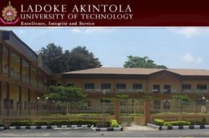 Ladoke Akintola University of Technology (LAUTECH) Open & Distance Learning Admission Form - 2020/2021