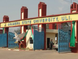 ANSU Releases 2017/2018 Direct Entry & JUPEB Admission List