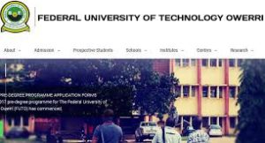 FUTO JUPED RESUMPTION DATE