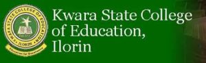 Kwara State College of Education Degree Programme Admission Form-2018/2019