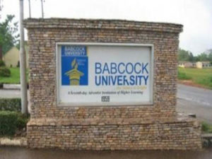 Babcock University Conversion Admission Form (From HND to B.Sc) 2018/2019