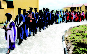 LASPOTECH ANNOUNCES 26TH CONVOCATION CEREMONY
