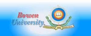 Bowen University School Fees Schedule (All Students) 2018/2019