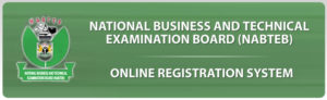 NABTEB 2018 GCE Nov/Dec Registration Is On Going. See Deadline