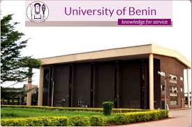 The University of Benin (UNIBEN)is now selling its application form for Direct Entry Admission screening exercise