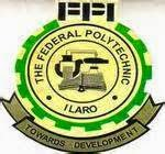 Federal Poly Ilaro Admission List, 2018/2019 (ND Part Time)