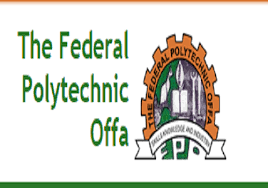 Federal Poly Offa Post-UTME Form (ND Full-Time) 2018/2019 is Out