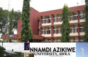UNIZIK JUPEB Admission Form For 2018/2019 Session Is Out