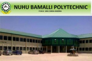 NUBAPOLY ND/HND Admission Form, (Full-Time) For 2018/2019 Session