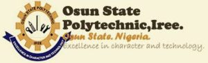 OSPOLY Iree 1st and 2nd HND Admission List Is Out For 2018/2019 Session
