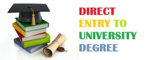 Universities that Accept Lower Credit For Direct Entry