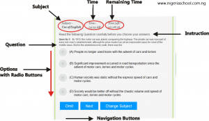 JAMB Computer Based Test (CBT) Tutorial: Simple Way to write JAMB CBT Exam