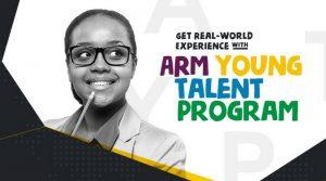 Arm Young Talent Programme (AYTP)