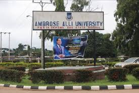 The School authority of Ambrose Alli University,EKpoma has released the list of candidates offered admission